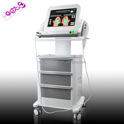 Home use ultrasonic face lift machine ultra age hifu beauty supply equipment