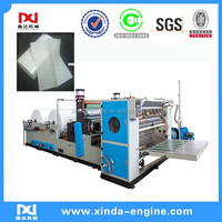 Hand Towel Paper Product Type and New Condition Automatic embossed fold hand towel paper product machine AS-288