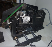 Turbine rotor balancing machines used for turbojet engine