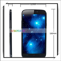 "Low Price China Mobile Phone 5.7"" Android 4.2 MTK6589 Quad-Core 16GB 13MP Camera Smart Phone Black"