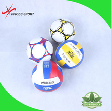 Factory direct word cup soccer ball new developing hot PVC foot ball