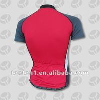 2012 unique sublimation custom cycling jersey