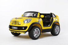2.4G License Baby 2seats electric car with two batteries/ ride on car, ride on toys