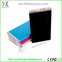 Business power bank 5000mah, alibaba portable charger power bank