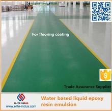 Liquid epoxy resin epoxy resin self leveling floor factory supply