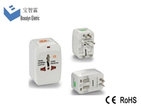 HD-931L new style promotional usa uk to italy travel adapter