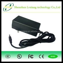 Factory price!! Wall mount CE UL FCC ROHS KC 3v 5v 6v 9v 12v 15v 24v 500ma 1a 1.5a 2a 2.5a 9v 1a power adapter