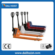 high quality hand pallet truck trolley warehouse ce lifter vehicle with brick clamp
