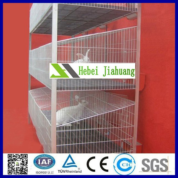 Commercial rabbit cage cheap rabbit cage manufacturer for Cheap c c cages