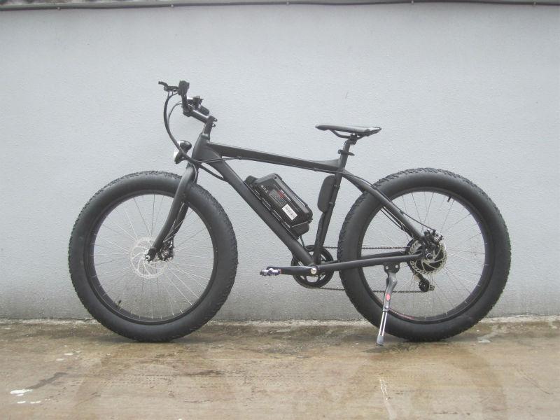 Powered Mountain Bike Motorized Pedal Bike Gas Motorized