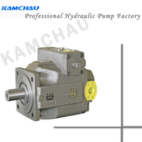 MANNESMANN REXROTH Variable displacement piston pumps A4VSO