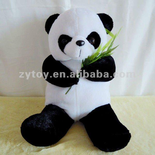 La felpa del bebé de peluche pandas venta-Animales de peluche y ...