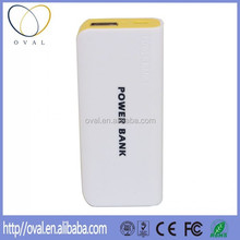 Hot Sale 8000mAh external circuit Power Bank Charger for Cell Phone