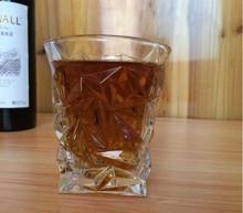 Fashion glasses Lead-free glass diamond glass of whisky