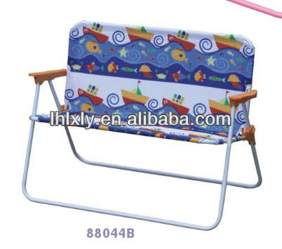 Kids Double Chairs With Steel Frame Buy Double Chair