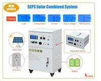Off gird solar system for home use 300w-5000w portable solar generator