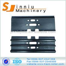 Komatsu Track Shoe Assembly With Steel Track Pad