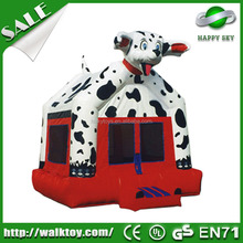 The popular infatable bouncer with animals, infatable air bouncer,giant outdoor inflatable