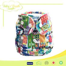 CBM037 multiple designs bamboo famicheer cloth diaper