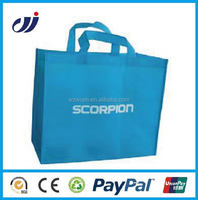 Foldable new products 2015 non woven shopping bag foldable