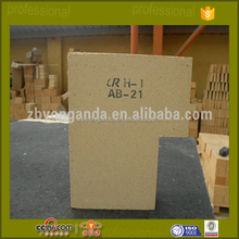 special unshaped customize refractory fire clay brick high alumina brick for furnace