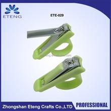 Little cat China cosmetic factory cute nail cutter set nail clipper kits