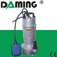 qdx submersible pump floating switch water pump
