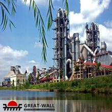 dry process of cement manufacturing