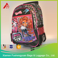 China new design popular 600D polyester luggage trolley bag