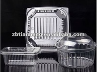 clear rigid PET film/sheet for food packing