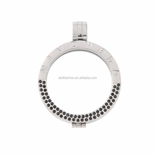 Hot new products for 2015 coin bezel,coin necklace holder,coin locket necklace