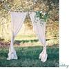 Wedding Decoration Chiffon Curtains for Top-quality