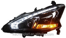 Headlight Nissan Teana Auto Body Aftermarket Spare Parts and Car Accessory
