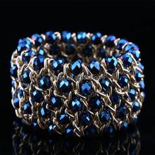 Fashion crystal bead bracelet BR-04081