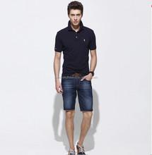 uomini estate colorata a manica corta di progettazione personalizzati polo