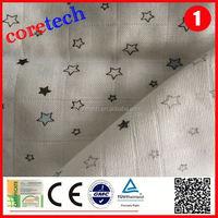 Washable comfortable thin muslin fabric, muslin gauze fabric