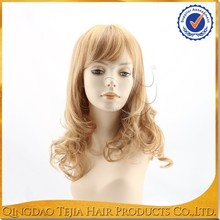 belle madame german synthetic hair wig ombre lace wig