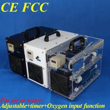 CE FCC high efficiency air and water ozonator