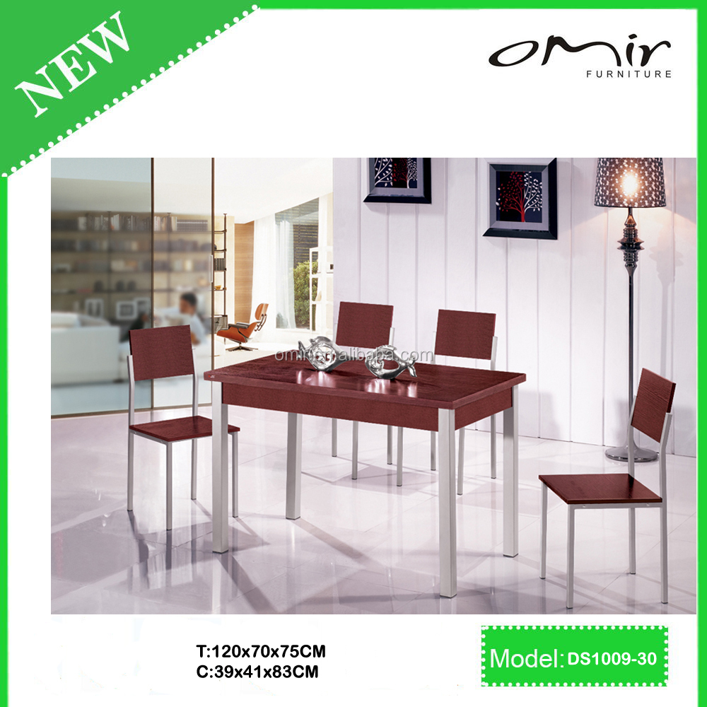 Wrought Iron Modern Dining Room Furniture Set Ds1009 29 Buy Wrought Iron Mo