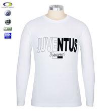 Custom long sleeve tshirt made in china