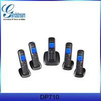 Grandstream VoIP Phone DP710 DETC Cordless SIP wifi Phone