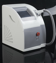 Portable e-light ipl+rf photoepilation ipl device with best cooling system