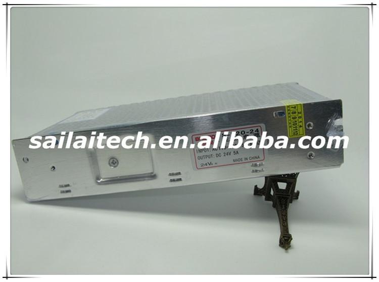 novajet 750 indoor printer 24v/12v 5a power supply