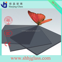 Shahe high quality 8mm clear tempered glass with CE
