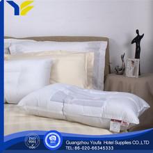 anti-apnea high quality 100% polyester famous brand memory pillow