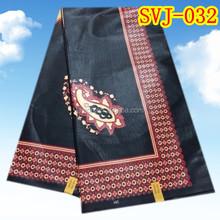 New product java prints wax fabric java fabric SVJ-032