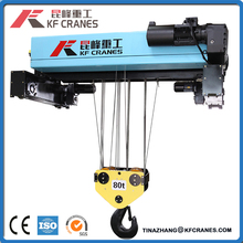 High Efficiency Electric Hoist Winch 5ton Used For EOT Cranes