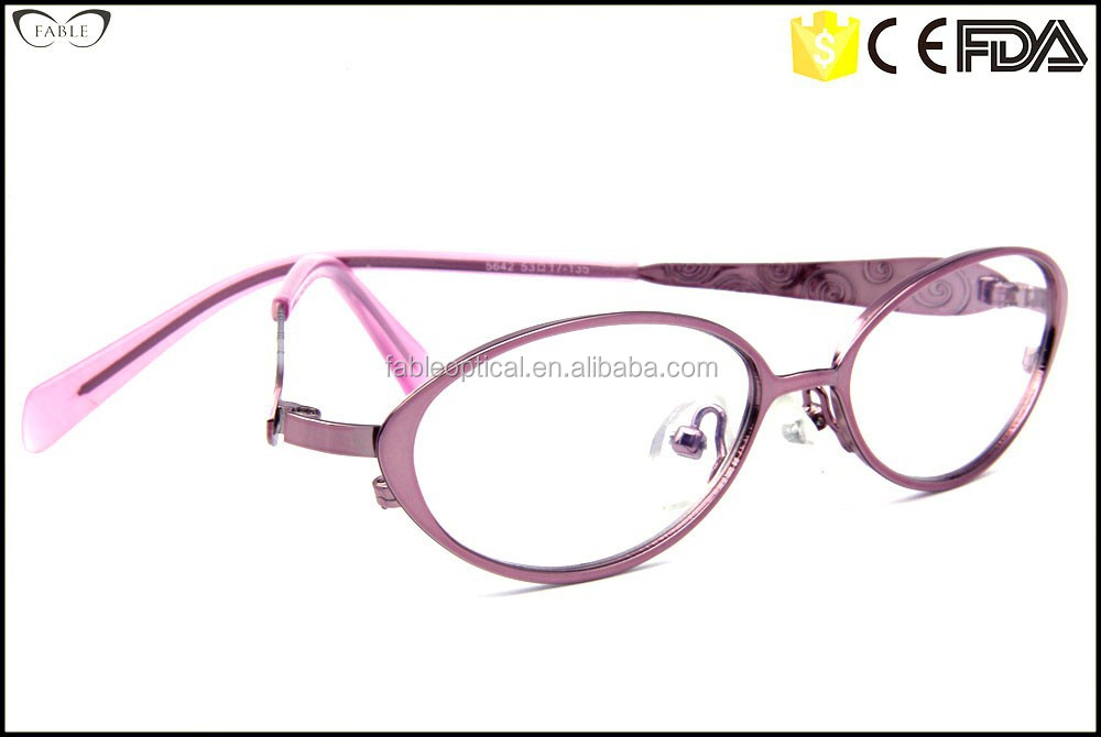 Latest Glasses Frames For Ladies : 2015 New Latest Fashion Women Eyeglasses Frame Optical ...