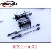 DC91+DC350 formula quando hubs designed for mountain bike