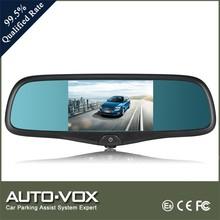5 inch OE look car mirror gps bluetooth
